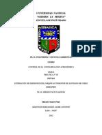 Factores de Emision - Chile