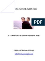 "Gordon Pirie's ""Running Fast and Injury Free"""