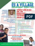 FSCAC Parent Summit