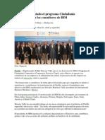 19-04-2013 Milenio - Arranca en el estado el programa Ciudadanía Corporativa con los consultores de IBM.pdf