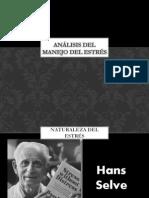 ANÁLISIS DEL MANEJO DEL ESTRÉS