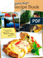 The Omelette Guy's Recipe book