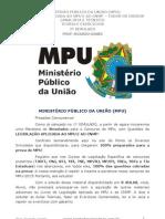 Simulado MPU
