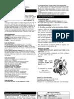Boletín Parroquial V Domingo de Cuaresma - 17 de marzo de 2013