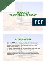01.- Clasificacion de Rocas