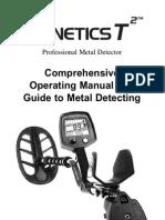 Teknetics_T2 metaldetector