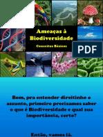 Ameaças à Biodiversidade
