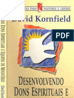 desenvolvendo dons e equipes de ministério - david kornfield.pdf