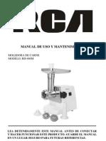 User Manual RH900M