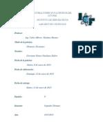 Laboratorio de Física B - Informe de Clement y Desormes