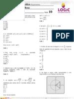 LOGIC RevisãoTrigonometria (Básico)