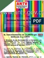 ANTV - Autoridad Nacional de Televisión, República de Colombia