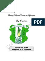 Ley Organica Enca 2006-51-86
