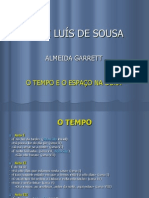 FREI LUÍS DE SOUSA - Categorias dramáticas