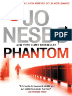 Phantom by Jo Nesbø (Weekly Lizard Exclusive Excerpt)
