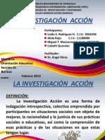 Investigación Acción - presentación