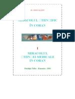 Miracolul Stiintei Medicale in Coran