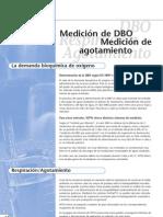 Medicion de DBO