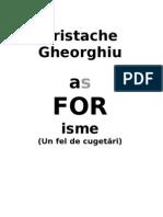 asforisme
