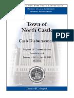 North Castle Audit