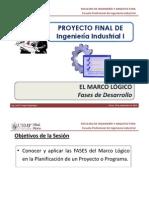T1.2 - PFII I - USMP - Marco Lógico - Fases de Desarrollo