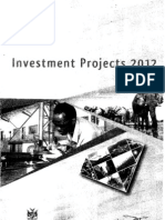 Namibia Investment Projects 2012 List