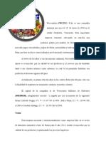 proyecto Procesadora FRUTEC
