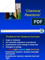 Chemical Reactions Stoichiometry IV
