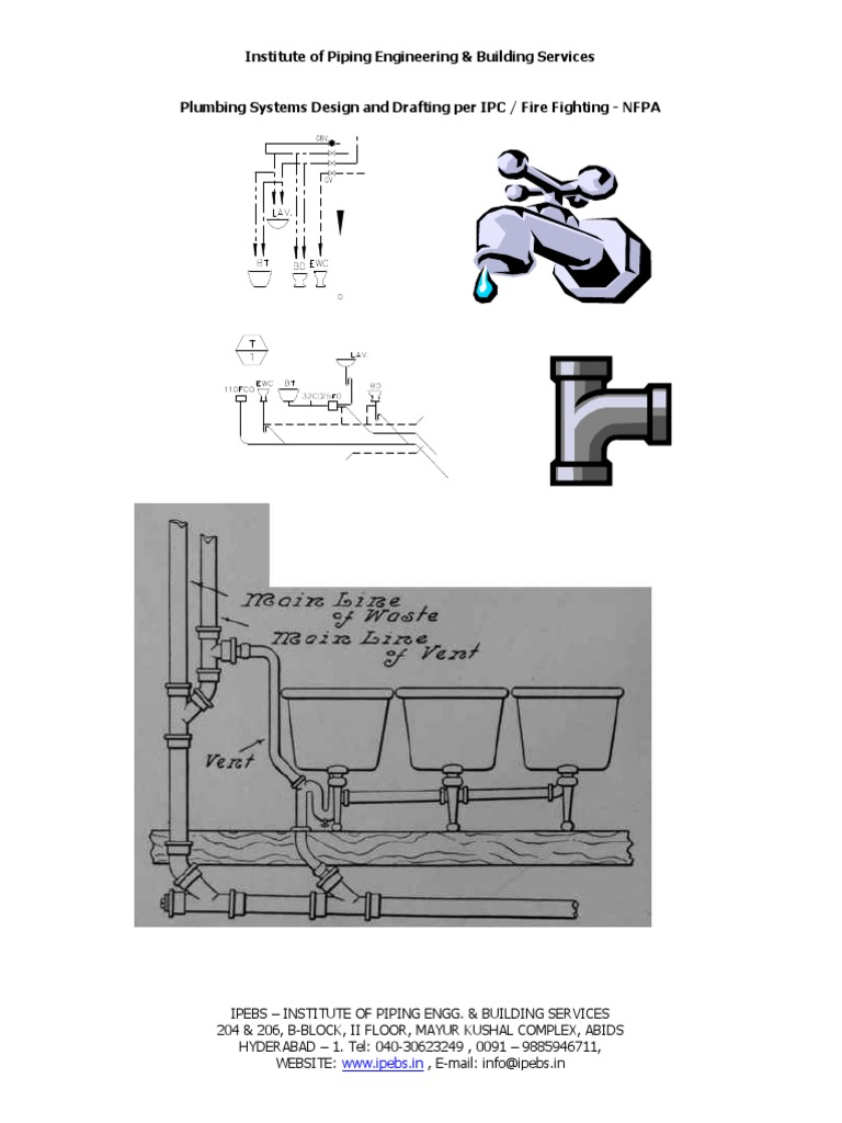 Plumbing & Fire Fighting Systems Design & Drafting | Fire
