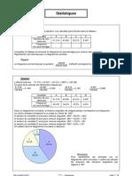 Statistique Sb