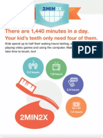Tooth Brushing Facts for Kids