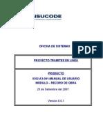 Manual Consucode