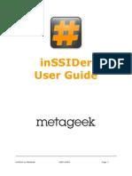 MetaGeek InSSIDerUserGuide WiFi-Scanner 2012