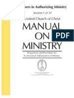 1. Partners in Authorizing Ministry