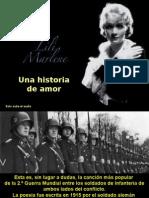 Lili Marlene -Historia de una cancion