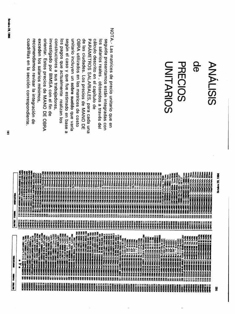 catalogo bimsa 2012