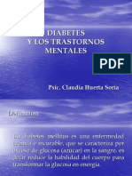 Diabetes y Trastorn Osment a Les