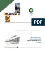 Informe de Resultados Estudio de Percepciones y Expectativas 2013 Cusco Definitivo Final 00001