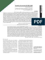 Buenas Practicas de Laboratorio y Las Isos 9001-2000