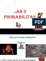 Bab 2 Probabilitas12 STATISTIKA