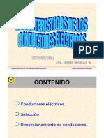 1.- Conductores electricos