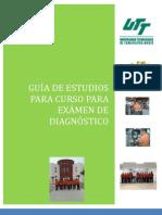 GUÍA DE ESTUDIOS PARA ASPIRANTES A TSU EN PI