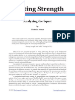 Squat Analysis