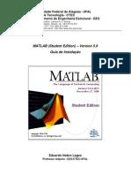 MATLAB - Student Edition - Guia de Instalacao