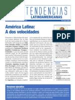 America Latina a Dos Velocidades