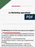 Marketing Approfondi