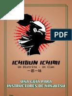 UNA GUÍA PARA INSTRUCTORES DE NINJUTSU