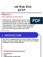 HTTP notes
