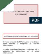 5 Responsabilidad Internacional Del Individuo