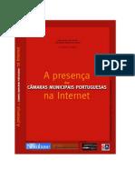 A Presenca Das Camaras Municipais Portuguesas Na Internet 2000